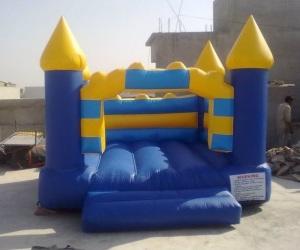 children-jumping-castle