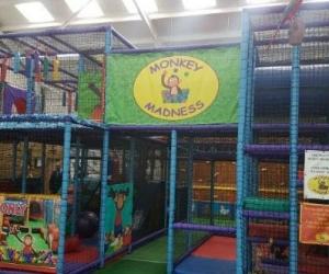 indoor play area equipment